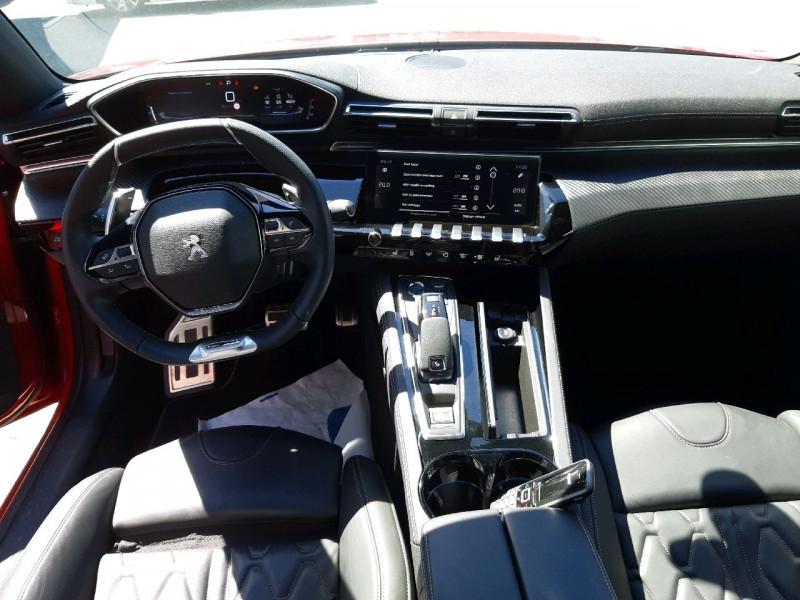 Photo 8 de l'offre de PEUGEOT 508 BLUEHDI 130CH S&S GT LINE EAT8 à 27990€ chez Carlyss automobiles Vitré