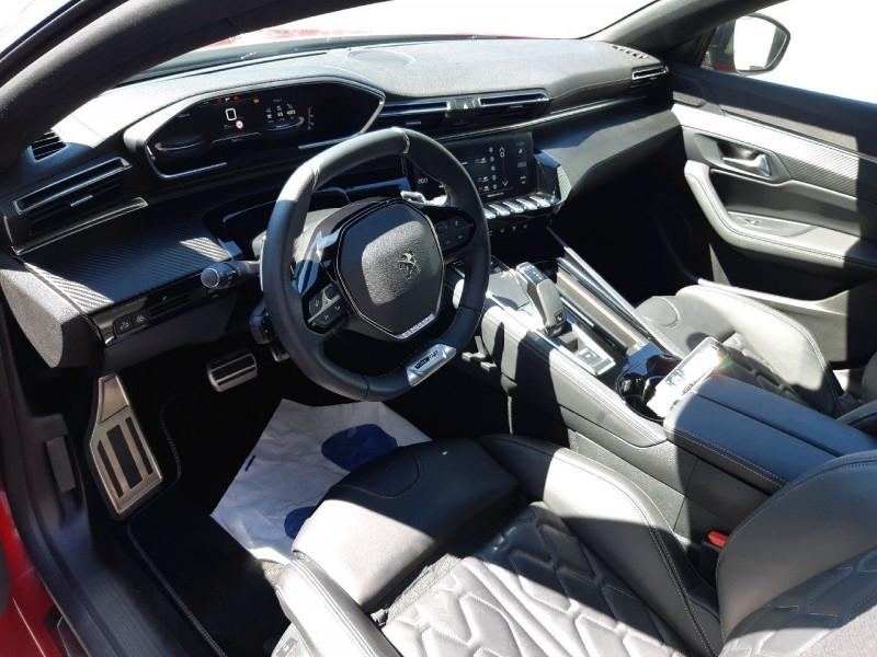 Photo 5 de l'offre de PEUGEOT 508 BLUEHDI 130CH S&S GT LINE EAT8 à 27990€ chez Carlyss automobiles Vitré