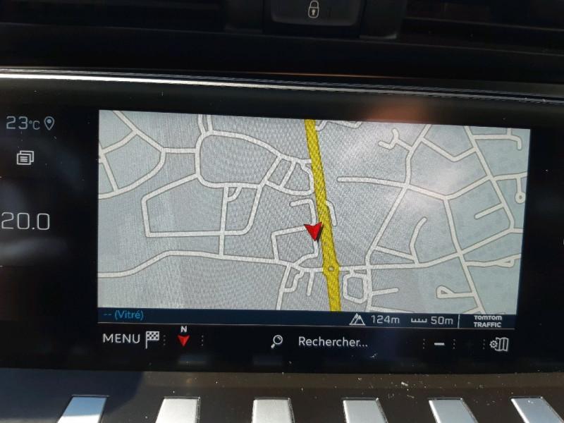 Photo 10 de l'offre de PEUGEOT 508 BLUEHDI 130CH S&S GT LINE EAT8 à 27990€ chez Carlyss automobiles Vitré