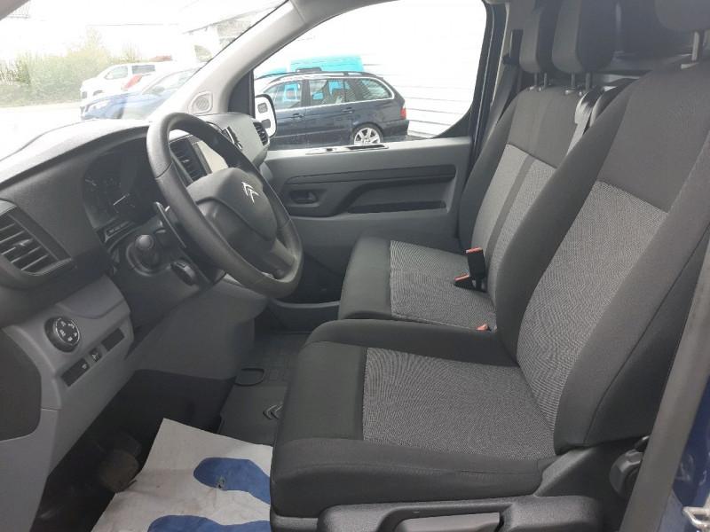 Photo 3 de l'offre de CITROEN JUMPY FG M 2.0 BLUEHDI 180CH BUSINESS S&S EAT6 à 16990€ chez Carlyss automobiles Vitré