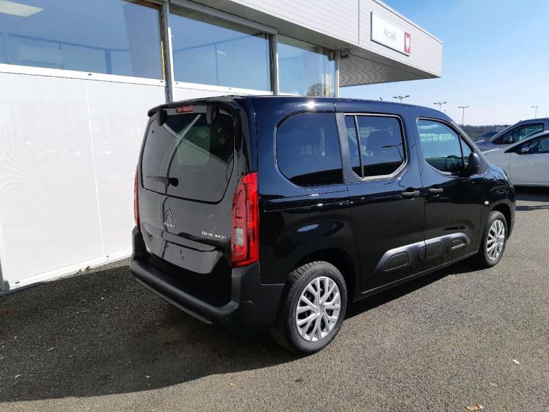 Photo 3 de l'offre de CITROEN BERLINGO M BLUEHDI 100CH FEEL à 14490€ chez Carlyss automobiles Vitré