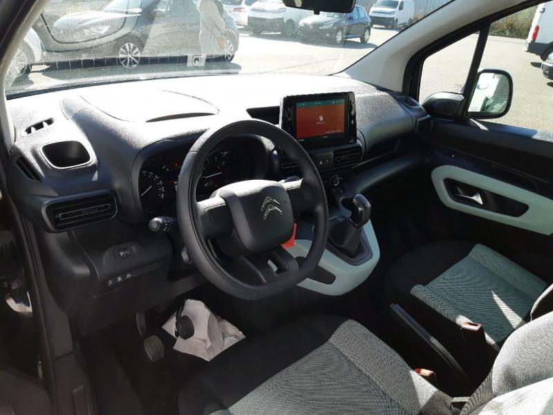 Photo 5 de l'offre de CITROEN BERLINGO M BLUEHDI 100CH FEEL à 14490€ chez Carlyss automobiles Vitré