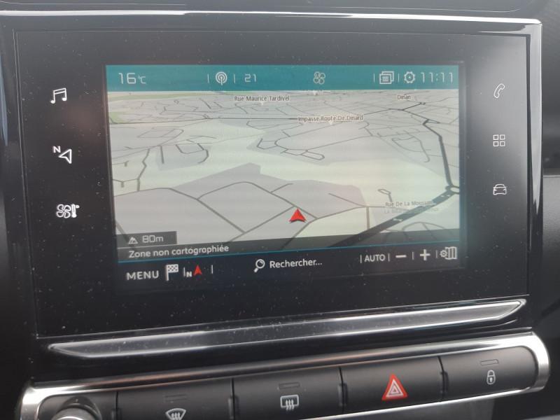 Photo 11 de l'offre de CITROEN C3 AIRCROSS BLUEHDI 120CH S&S SHINE à 15790€ chez Carlyss automobiles Vitré