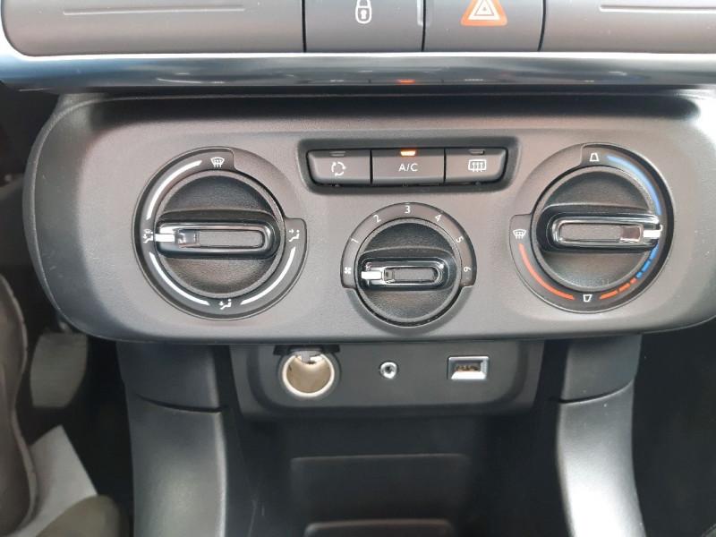 Photo 10 de l'offre de CITROEN C3 BLUEHDI 75CH FEEL S&S à 7990€ chez Carlyss automobiles Vitré