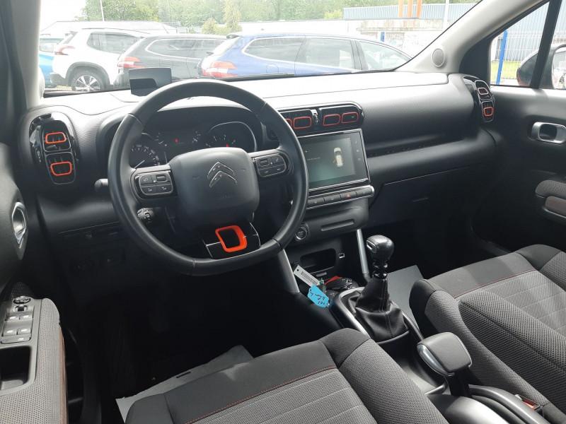 Photo 6 de l'offre de CITROEN C3 AIRCROSS BLUEHDI 120CH S&S SHINE à 15790€ chez Carlyss automobiles Vitré