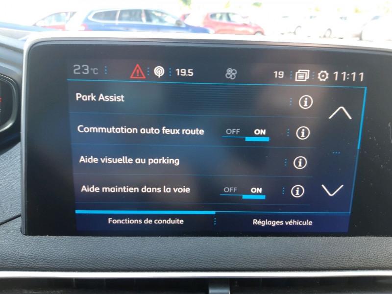 Photo 14 de l'offre de PEUGEOT 5008 1.6 BLUEHDI 120CH ALLURE BUSINESS S&S à 21490€ chez Carlyss automobiles Vitré