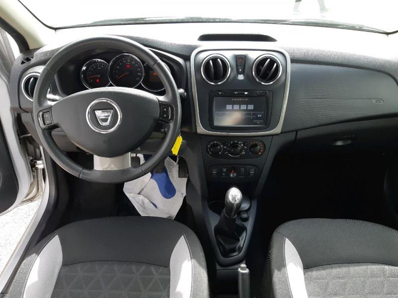 Photo 8 de l'offre de DACIA SANDERO 0.9 TCE 90CH STEPWAY PRESTIGE à 7990€ chez Carlyss automobiles Vitré