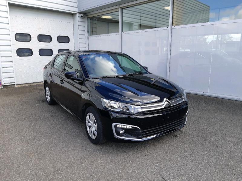 Photo 1 de l'offre de CITROEN C-ELYSEE BLUEHDI 100CH CONFORT à 8990€ chez Carlyss automobiles Vitré