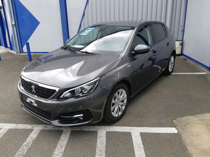 Peugeot 308 1.5 BLUEHDI 130CH S&S STYLE Diesel GRIS PLATINIUM Occasion à vendre