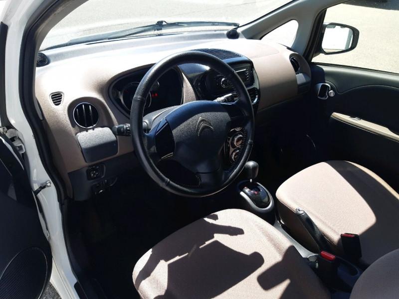 Photo 5 de l'offre de CITROEN C-ZERO C-ZERO CONFORT 14.5 KWH à 6990€ chez Carlyss automobiles Vitré