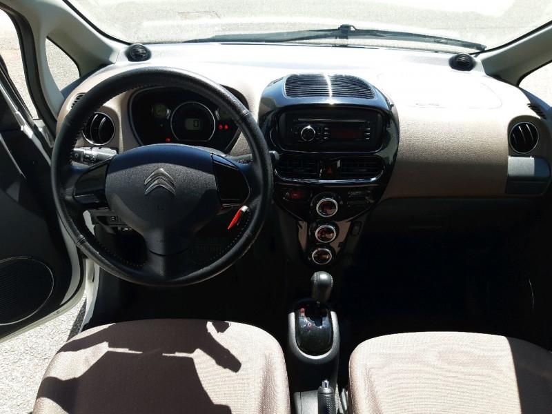 Photo 7 de l'offre de CITROEN C-ZERO C-ZERO CONFORT 14.5 KWH à 6990€ chez Carlyss automobiles Vitré