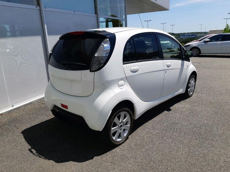Photo 3 de l'offre de CITROEN C-ZERO C-ZERO CONFORT 14.5 KWH à 6990€ chez Carlyss automobiles Vitré