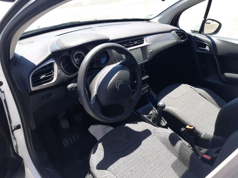 Photo 6 de l'offre de CITROEN C3 PURETECH 82 FEEL EDITION à 9490€ chez Carlyss automobiles Vitré
