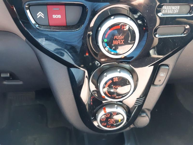 Photo 8 de l'offre de CITROEN C-ZERO C-ZERO CONFORT 14.5 KWH à 6990€ chez Carlyss automobiles Vitré
