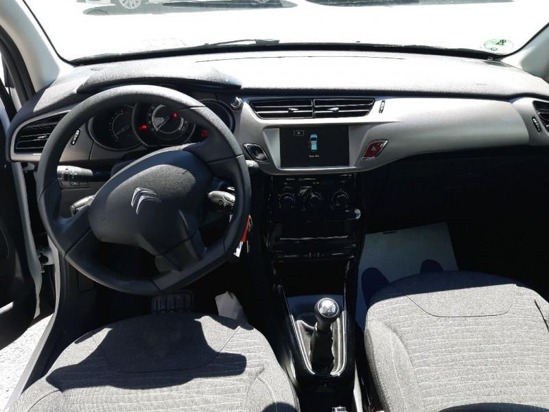 Photo 8 de l'offre de CITROEN C3 PURETECH 82 FEEL EDITION à 9490€ chez Carlyss automobiles Vitré