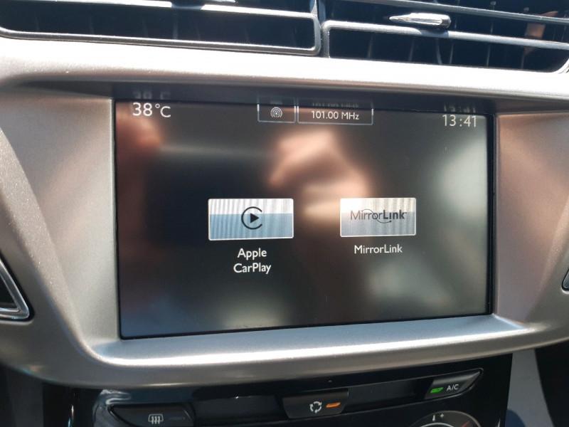Photo 10 de l'offre de CITROEN C3 PURETECH 82 FEEL EDITION à 9490€ chez Carlyss automobiles Vitré