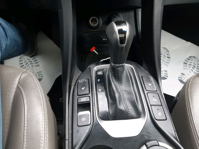 Photo 13 de l'offre de HYUNDAI SANTA FE 2.2 CRDI197 4WD PACK PREMIUM LIMITED BVA à 14990€ chez Carlyss automobiles Vitré
