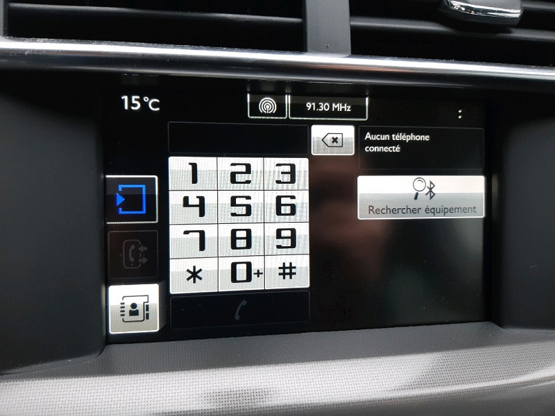 Photo 10 de l'offre de CITROEN C4 BLUEHDI 120CH MILLENIUM BUSINESS S&S à 9490€ chez Carlyss automobiles Vitré