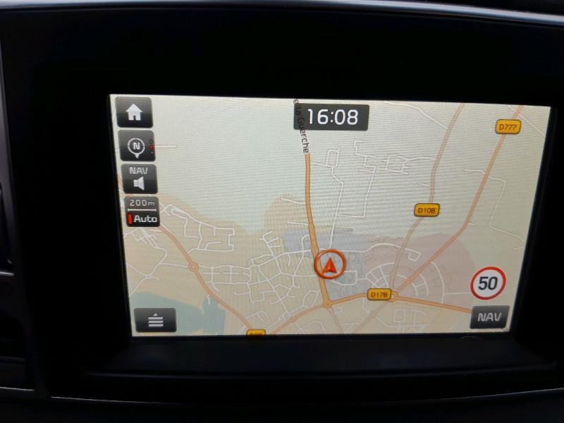 Photo 9 de l'offre de KIA SPORTAGE 1.7 CRDI 115CH ISG ACTIVE BUSINESS 4X2 à 15990€ chez Carlyss automobiles Vitré