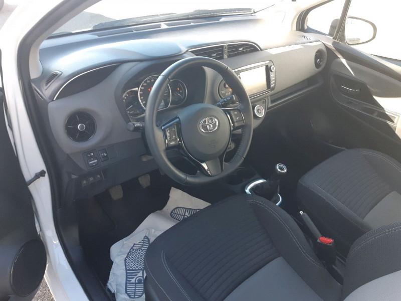 Photo 5 de l'offre de TOYOTA YARIS 69 VVT-I FRANCE 5P à 9490€ chez Carlyss automobiles Vitré