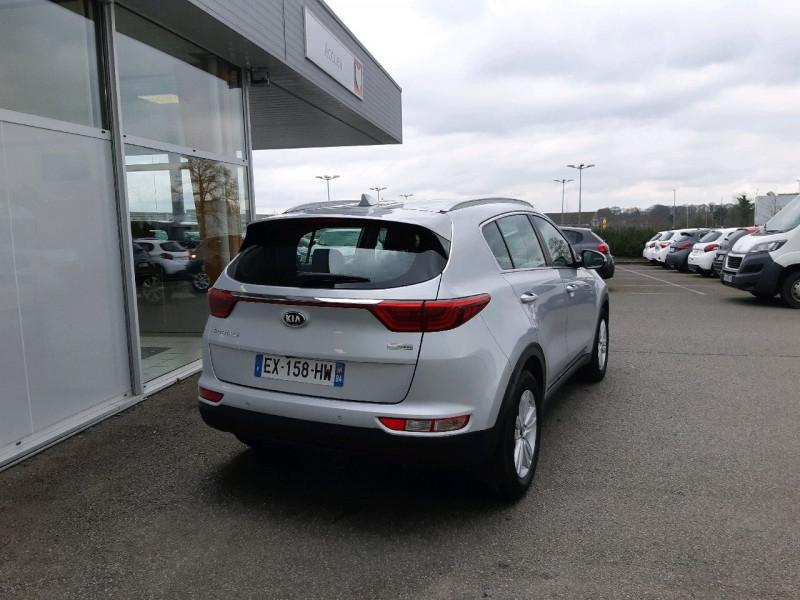 Photo 3 de l'offre de KIA SPORTAGE 1.7 CRDI 115CH ISG ACTIVE BUSINESS 4X2 à 15990€ chez Carlyss automobiles Vitré