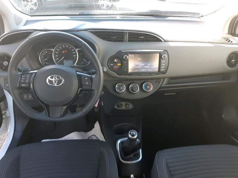 Photo 7 de l'offre de TOYOTA YARIS 69 VVT-I FRANCE 5P à 9490€ chez Carlyss automobiles Vitré