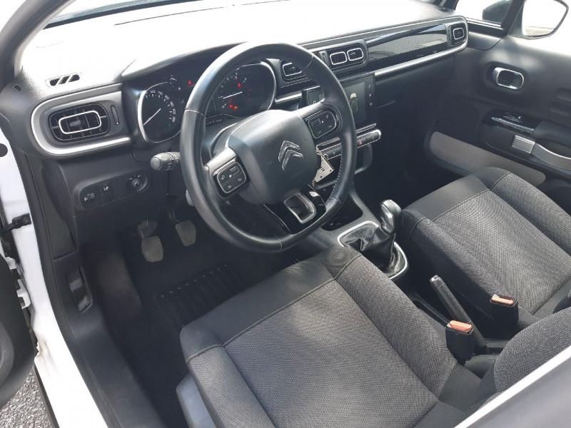 Photo 6 de l'offre de CITROEN C3 BLUEHDI 75CH SHINE BUSINESS S&S à 11990€ chez Carlyss automobiles Vitré
