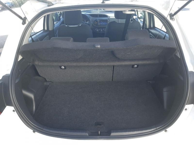 Photo 4 de l'offre de TOYOTA YARIS 69 VVT-I FRANCE 5P à 9490€ chez Carlyss automobiles Vitré