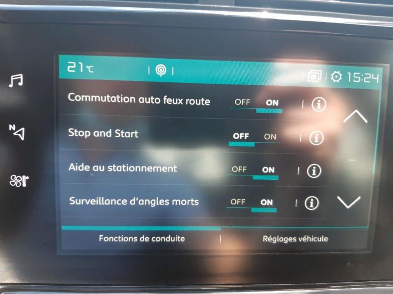 Photo 13 de l'offre de CITROEN C3 BLUEHDI 75CH SHINE BUSINESS S&S à 11990€ chez Carlyss automobiles Vitré