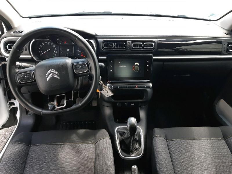 Photo 8 de l'offre de CITROEN C3 BLUEHDI 75CH SHINE BUSINESS S&S à 11990€ chez Carlyss automobiles Vitré