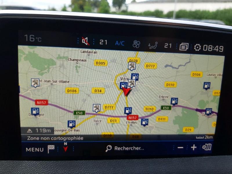 Photo 18 de l'offre de PEUGEOT 3008 2.0 BLUEHDI 180CH GT S&S EAT6 à 22990€ chez Carlyss automobiles Vitré