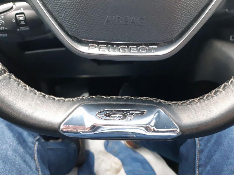 Photo 30 de l'offre de PEUGEOT 3008 2.0 BLUEHDI 180CH GT S&S EAT6 à 22990€ chez Carlyss automobiles Vitré