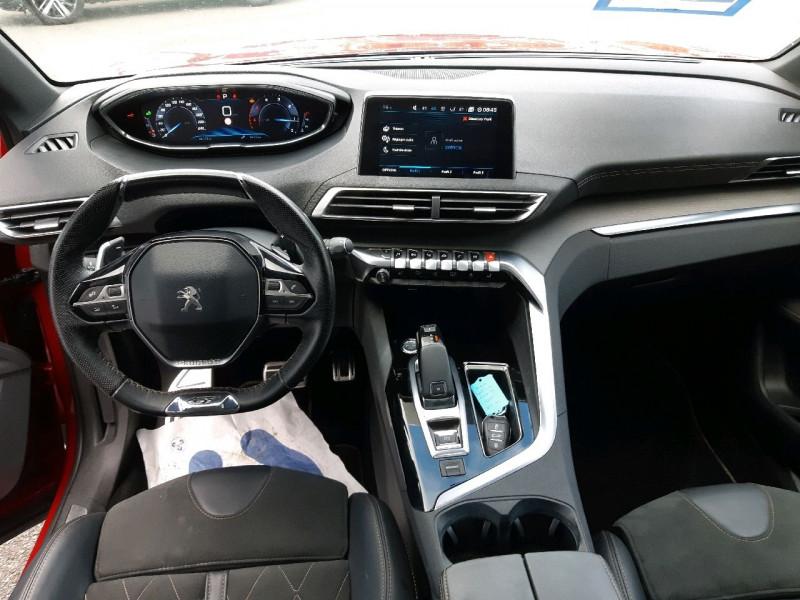 Photo 16 de l'offre de PEUGEOT 3008 2.0 BLUEHDI 180CH GT S&S EAT6 à 22990€ chez Carlyss automobiles Vitré