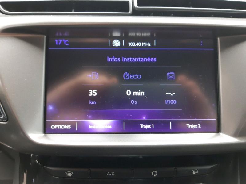 Photo 17 de l'offre de DS DS 3 PURETECH 110CH SPORT CHIC S&S EAT6 à 14990€ chez Carlyss automobiles Vitré
