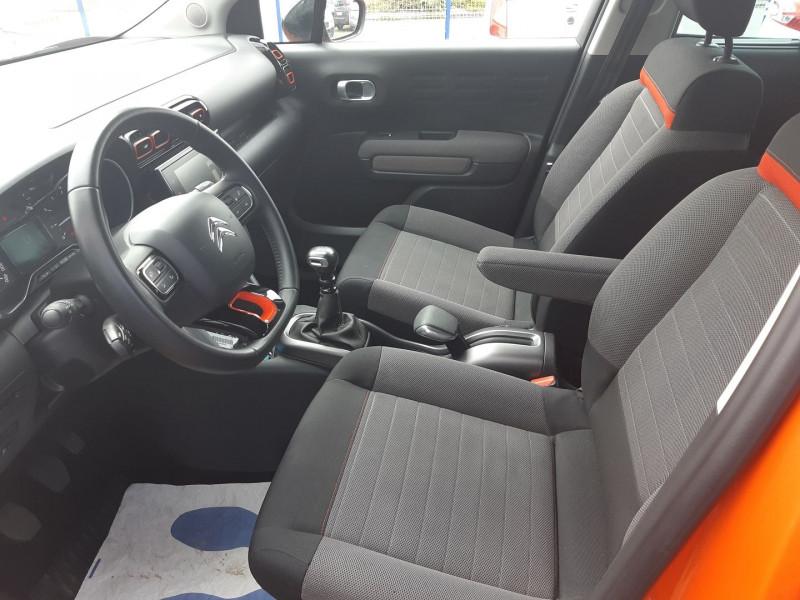 Photo 7 de l'offre de CITROEN C3 AIRCROSS BLUEHDI 120CH S&S SHINE à 15790€ chez Carlyss automobiles Vitré