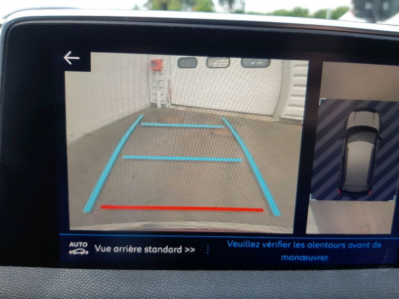 Photo 24 de l'offre de PEUGEOT 3008 2.0 BLUEHDI 180CH GT S&S EAT6 à 22990€ chez Carlyss automobiles Vitré