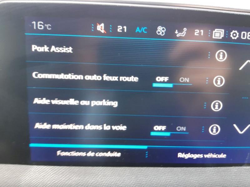 Photo 20 de l'offre de PEUGEOT 3008 2.0 BLUEHDI 180CH GT S&S EAT6 à 22990€ chez Carlyss automobiles Vitré