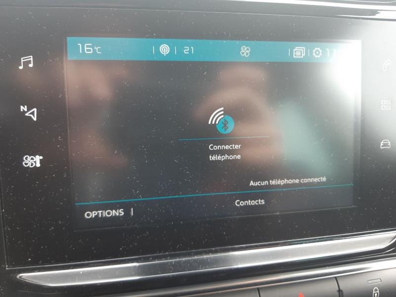 Photo 13 de l'offre de CITROEN C3 AIRCROSS BLUEHDI 120CH S&S SHINE à 15790€ chez Carlyss automobiles Vitré