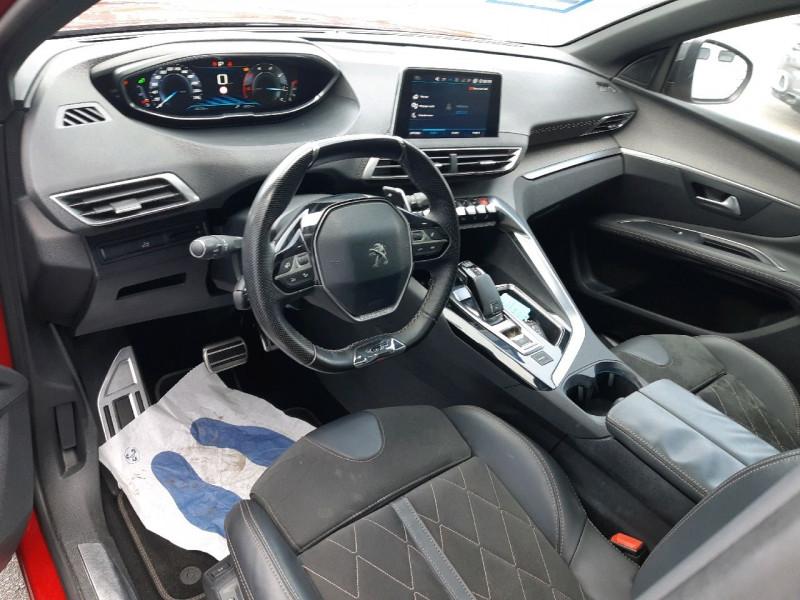 Photo 12 de l'offre de PEUGEOT 3008 2.0 BLUEHDI 180CH GT S&S EAT6 à 22990€ chez Carlyss automobiles Vitré