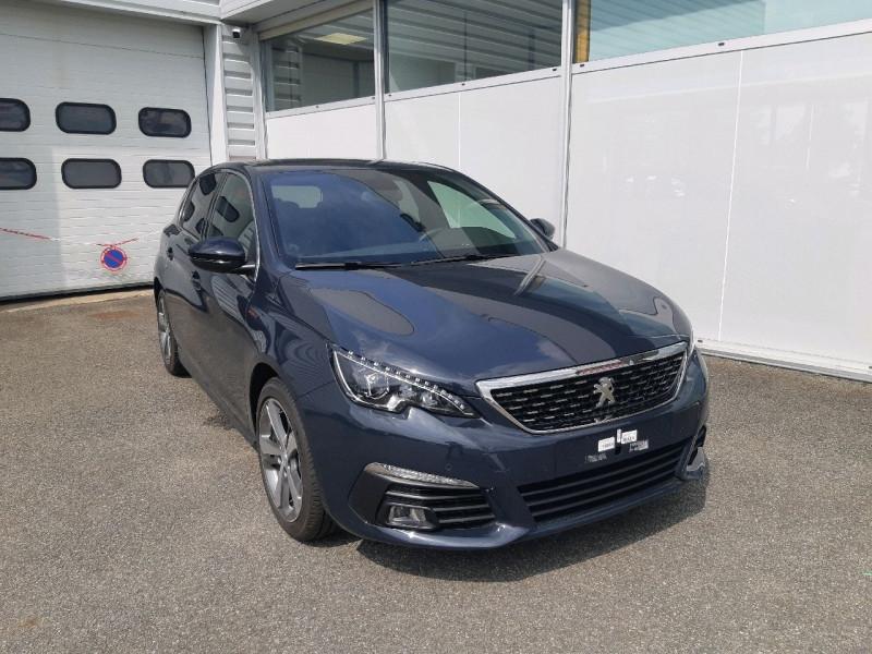 Peugeot 308 1.5 BLUEHDI 130CH S&S GT LINE Diesel GRIS HURRICANE Occasion à vendre