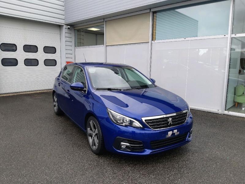 Peugeot 308 2.0 BLUEHDI 150CH S&S ALLURE Diesel BLEU MAGNETIQUE Occasion à vendre