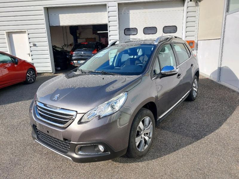 Photo 2 de l'offre de PEUGEOT 2008 1.6 E-HDI115 FAP ALLURE à 10990€ chez Carlyss automobiles Vitré