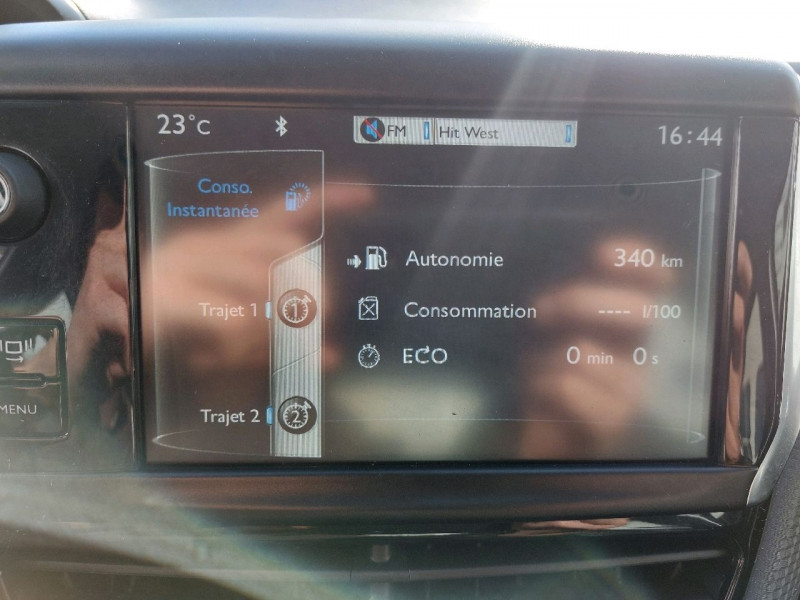 Photo 19 de l'offre de PEUGEOT 2008 1.6 E-HDI115 FAP ALLURE à 10990€ chez Carlyss automobiles Vitré