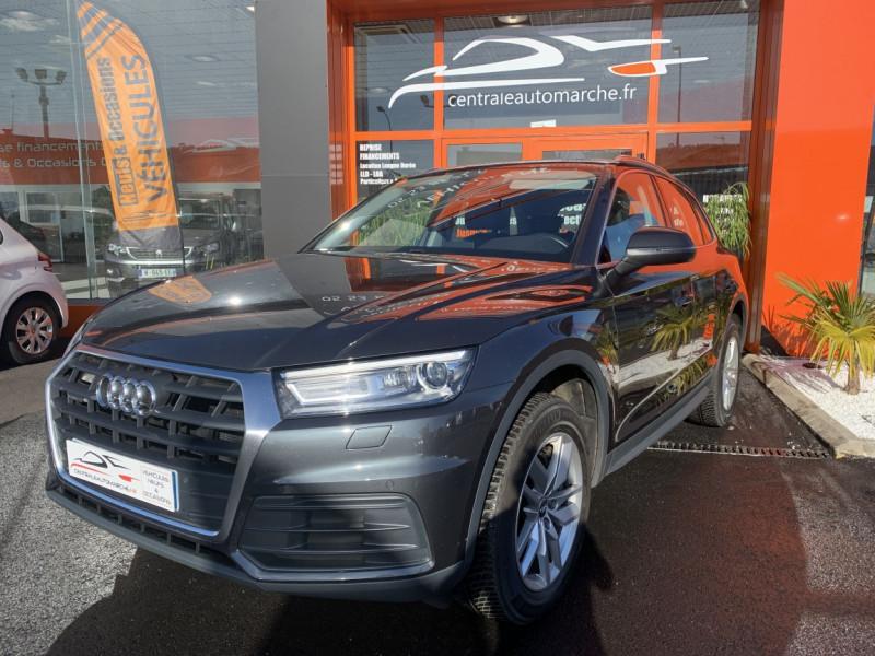 Audi Q5 2.0 TDI 190 S tronic 7 Quattro Business Executive Diesel  Occasion à vendre