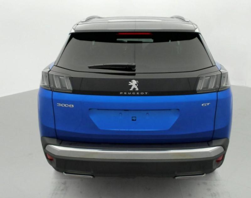 Photo 5 de l'offre de PEUGEOT 3008 NOUVEAU BlueHDi 130ch EAT8 GT PACK à 38080€ chez Centrale auto marché Périgueux