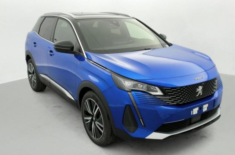Photo 4 de l'offre de PEUGEOT 3008 NOUVEAU BlueHDi 130ch EAT8 GT PACK à 38080€ chez Centrale auto marché Périgueux