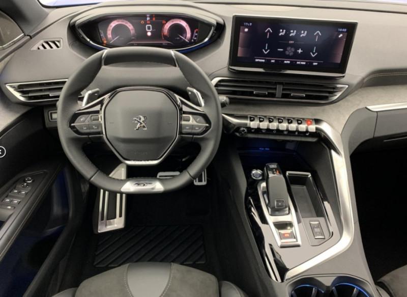 Photo 9 de l'offre de PEUGEOT 3008 NOUVEAU BlueHDi 130ch EAT8 GT PACK à 38080€ chez Centrale auto marché Périgueux