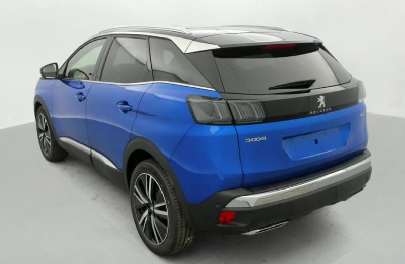 Photo 24 de l'offre de PEUGEOT 3008 NOUVEAU BlueHDi 130ch EAT8 GT PACK à 38080€ chez Centrale auto marché Périgueux