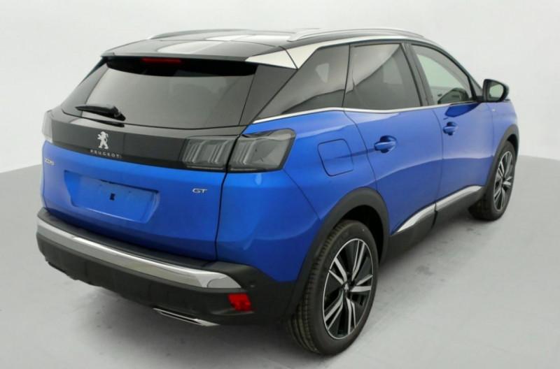 Photo 14 de l'offre de PEUGEOT 3008 NOUVEAU BlueHDi 130ch EAT8 GT PACK à 38080€ chez Centrale auto marché Périgueux