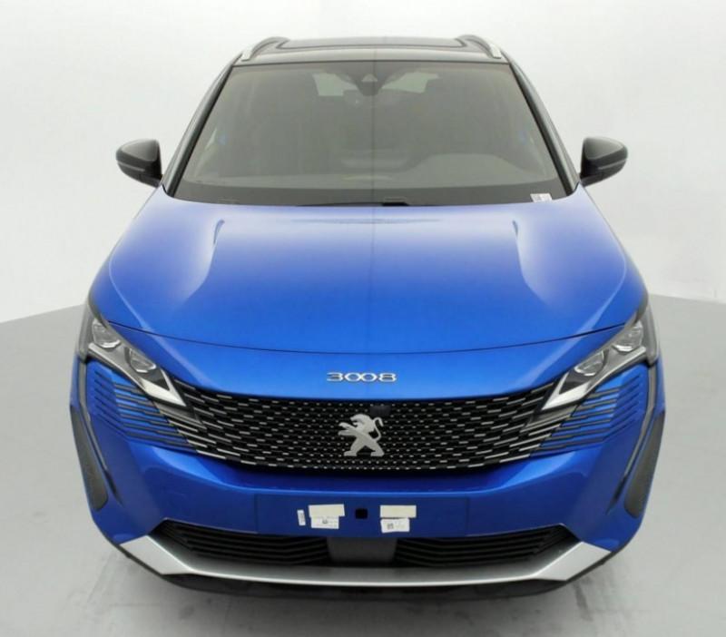 Photo 13 de l'offre de PEUGEOT 3008 NOUVEAU BlueHDi 130ch EAT8 GT PACK à 38080€ chez Centrale auto marché Périgueux